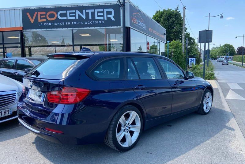 2014 BMW 318D Touring