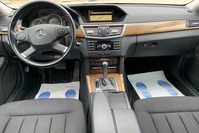 Mercedes Classe E 200 CDI 136cv ÉLÉGANCE BVA