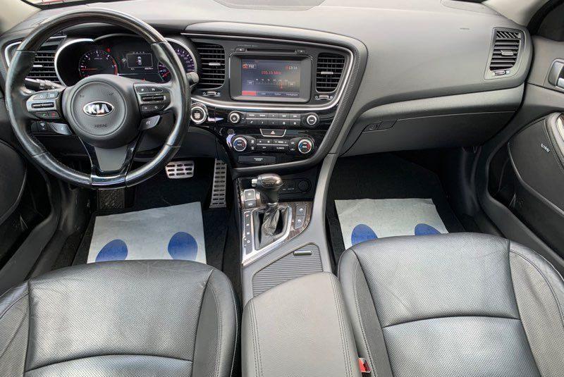 Kia Optima 1.7 CRDI 136cv