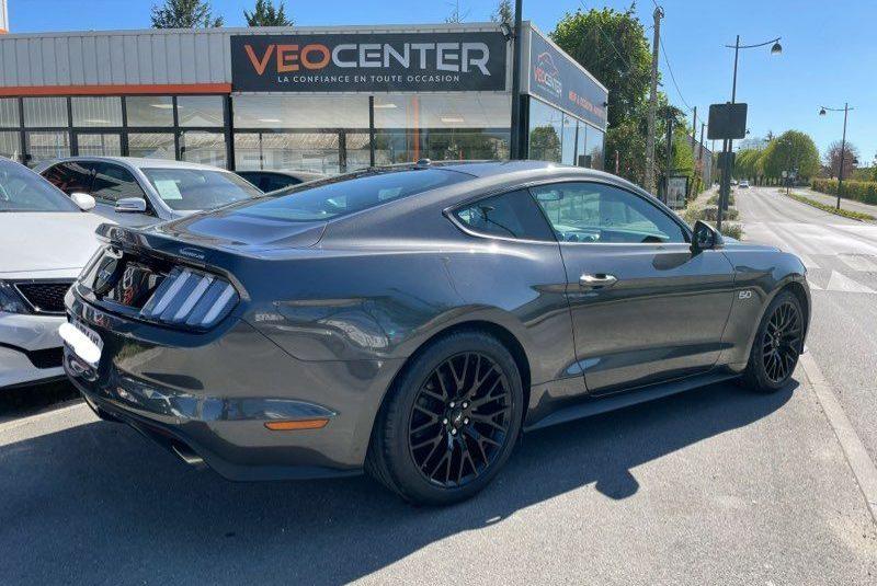 Ford Mustang GT 5.0 V8 421cv 1ère Main