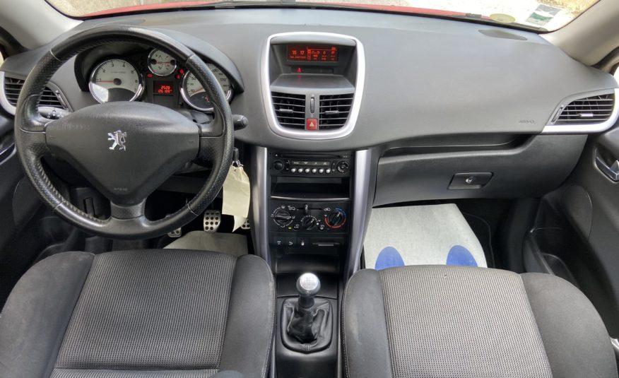 2008 peugeot 207 CC 1.6 VTI