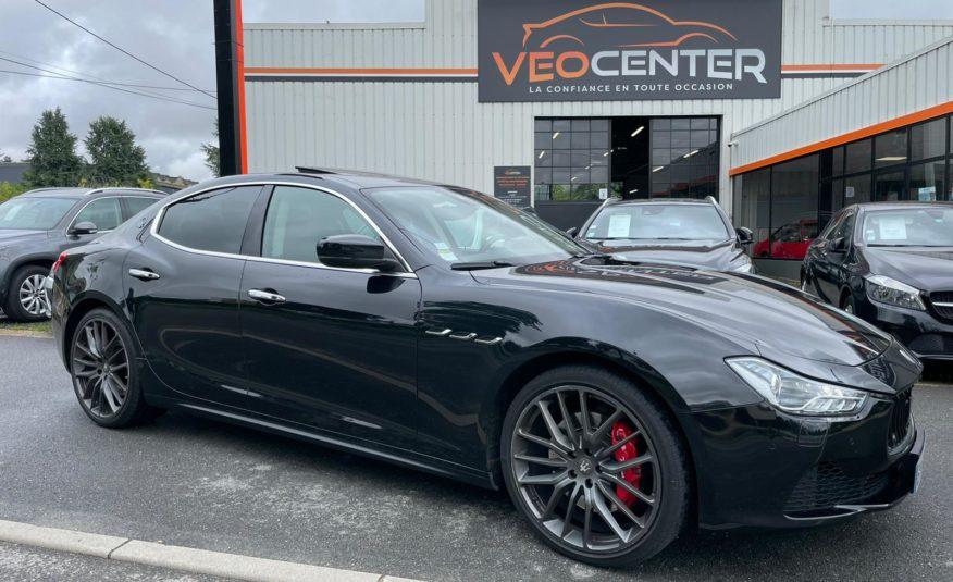 2016 Maserati Ghibli 3.0 V6 Diesel