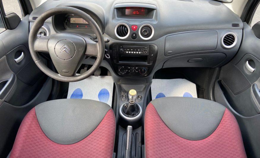 2010 Citroën C3 1.4 HDI 70 CV 5 Places