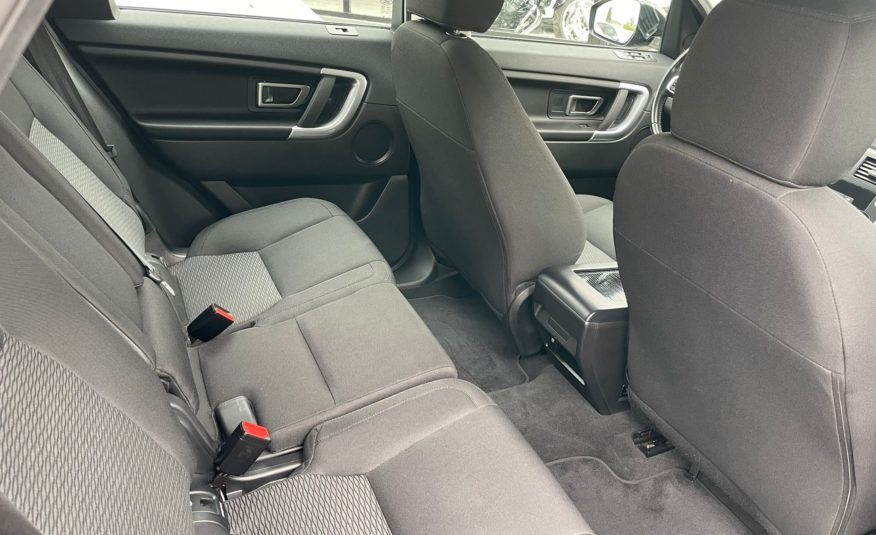 2015 Land Rover Discovery sport 4×4 2.2 TD4 150cv