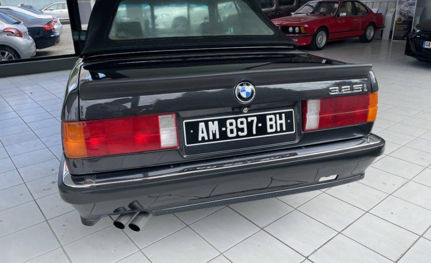 1988 BMW 325i E30 Cabriolet
