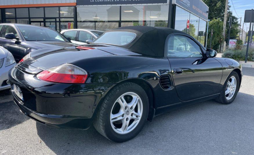 2004 Porsche BOXTER 2.7 228CH