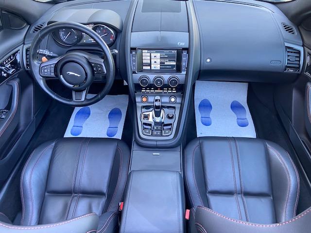 2014 Jaguar F-Type cabriolet 3.0 V6 S 380cv